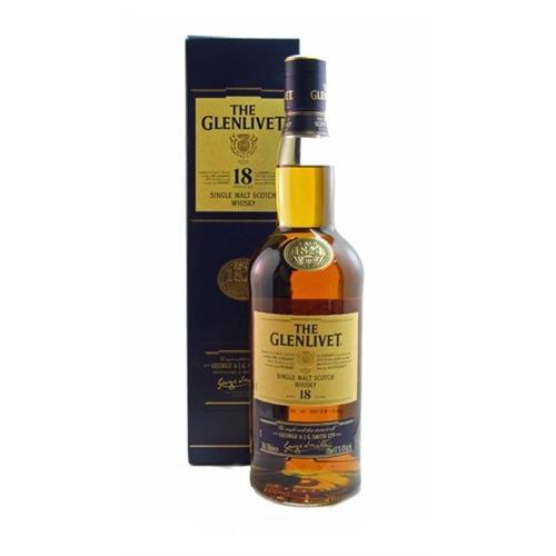 The Glenlivet 18 years old 70cl Image 1