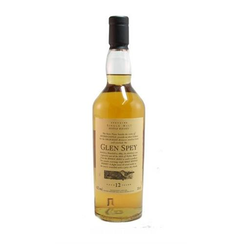 Glen Spey 12 years old Flora & Fauna 43% 70cl Image 1