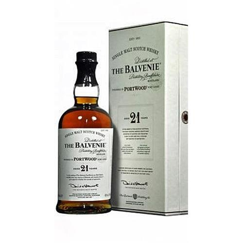 The Balvenie Portwood 21 years old 40% 70cl Image 1