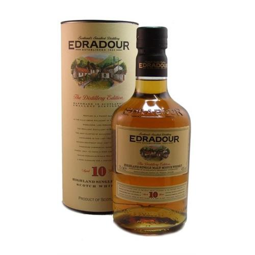 Edradour 10 years old 40% 70cl Image 1