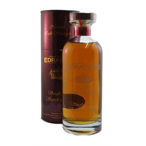 Edradour Ibisco Decanter 2000 58.4% 70cl Image 1