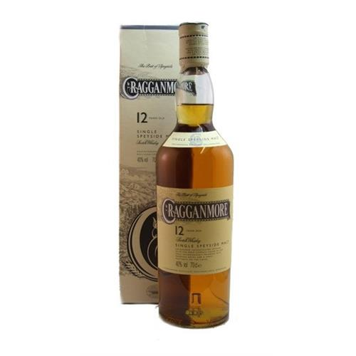 Cragganmore 12 years old 40% 70cl Image 1