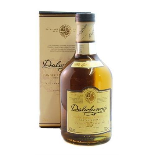 Dalwhinnie 15 years old 43% 70cl Image 1