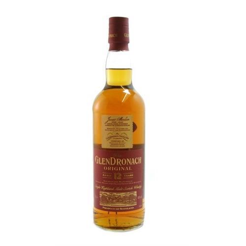 The Glendronach 12 years old 43% 70cl Image 1