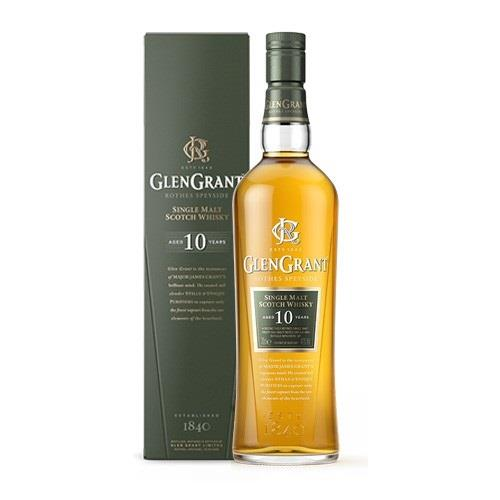 Glen Grant 10 years old 70cl Image 1