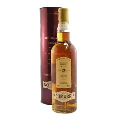 Inchmurrin 12 years old 40% 70cl Image 1