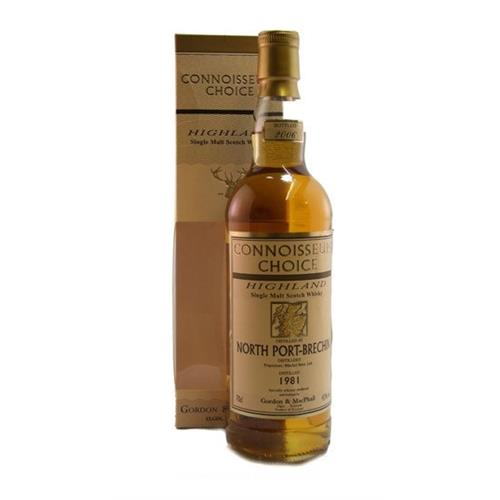 North Port-Brechin 1981 Connoisseurs Choice 40% 70cl Image 1