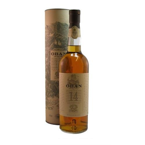 Oban 14 years old 43% 70cl Image 1