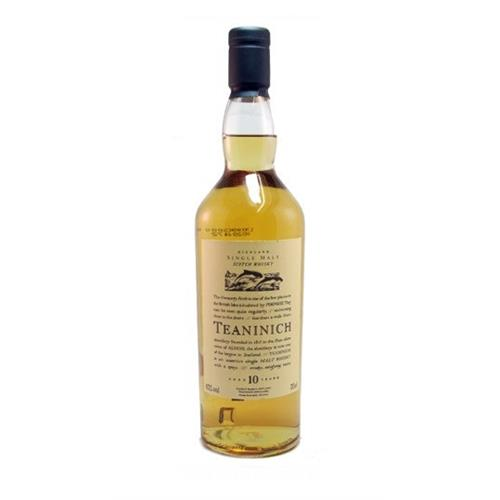 Teaninich 10 years old 43% 70cl Image 1