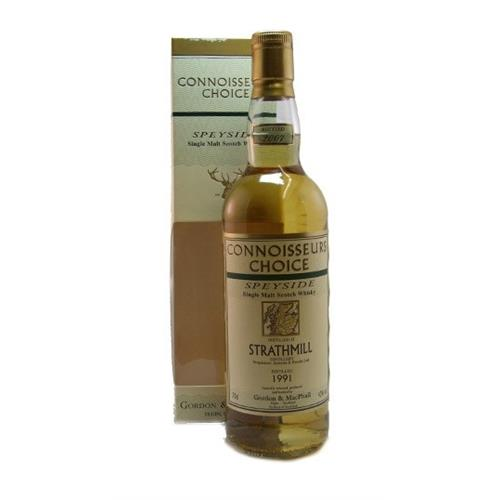Strathmill 1991 Connoisseurs Choice 43% 70cl Image 1