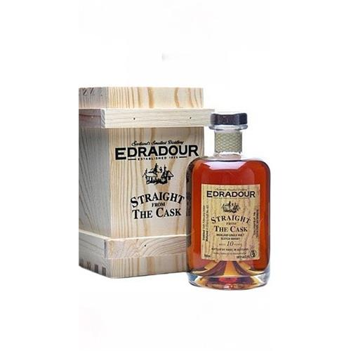 Edradour 10 years old Straight from the cask 58.5% 50cl Image 1