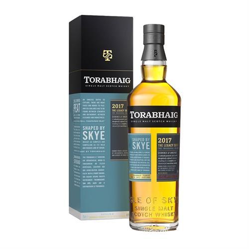 Torabhaig Legacy Series 2017 Inaugural Release Single Malt Whisky 70cl Image 1