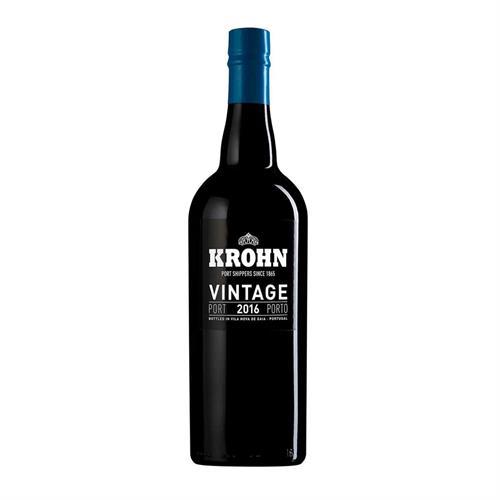 Krohn 2016 Vintage Port 75cl Image 1