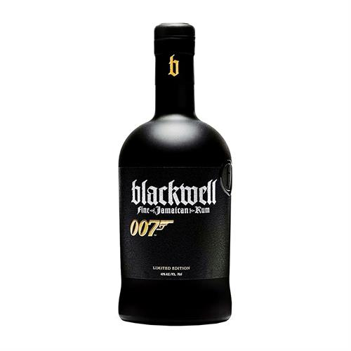 Blackwell Limited Edition 007 James Bond Rum 70cl Image 1