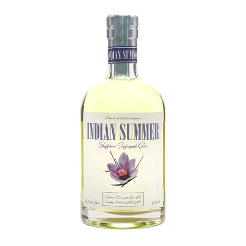 Indian Summer Saffron Gin 70cl Image 1