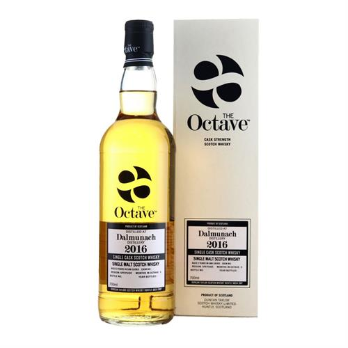 Dalmunach 2016 The Octave 4 Year Old 54.2% 70cl Image 1
