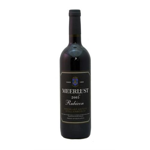 Meerlust Rubicon 2017 75cl Image 1