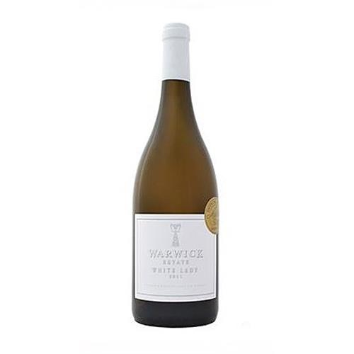 Warwick Estate Chardonnay 2019 White Lady 75cl Image 1