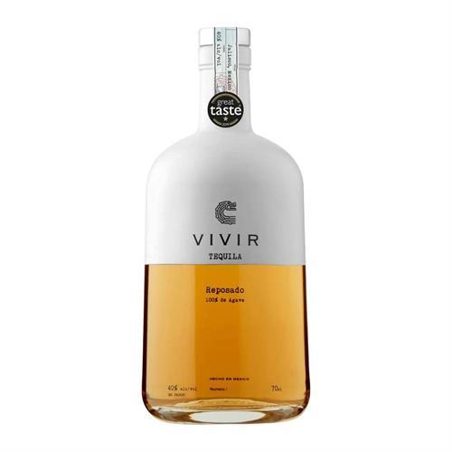 VIVIR Tequila Reposado 70cl Image 1