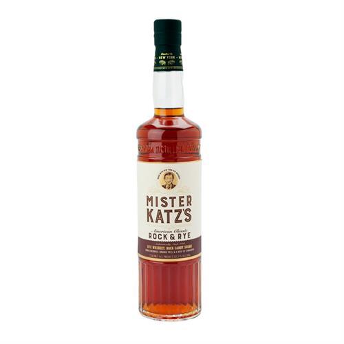 Mister Katz's Rock & Rye 70cl Image 1