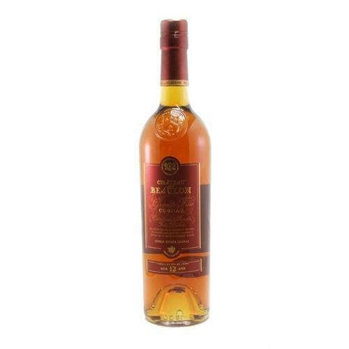 Chateau de Beaulon 12 years old Grande Fine Cognac 40% 70cl Image 1