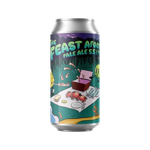 Verdant The Feast Afoot Pale Ale 5.5% 440ml Image 1