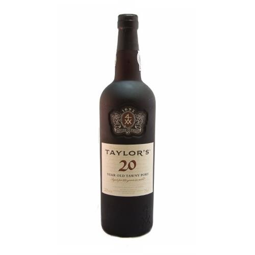 Taylors 20 years old Tawny Port 20% 75cl Image 1