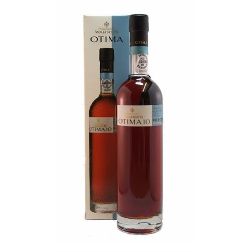 Warres Otima 10 years old Tawny Port 50cl Thumbnail Image 1