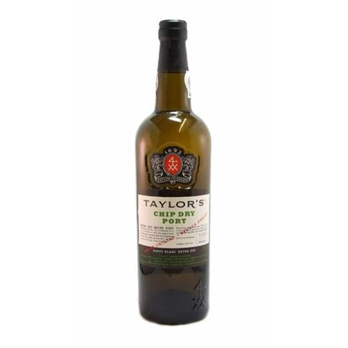 Taylors Chip Dry White Port 20% 75cl Thumbnail Image 0