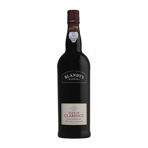 Duke of Clarence Rich Madeira Blandys 19% 75cl Image 1