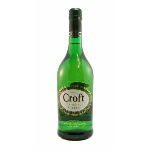 Croft Original Pale Cream Sherry 17.5% 75cl Image 1