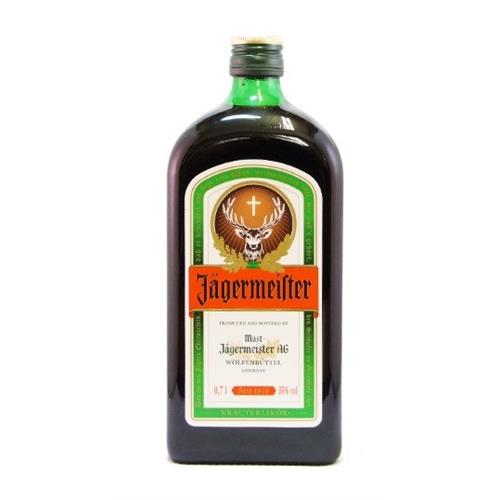 Jagermeister 35% 70cl Image 1