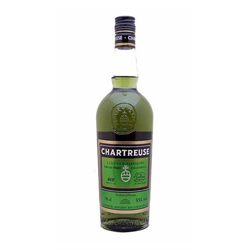 Chartreuse Green 55% 70cl Image 1