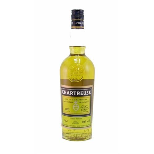 Chartreuse Yellow 43% 70cl Image 1