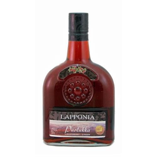 Lapponia Ligonberry Puolukka 21% 50cl Image 1