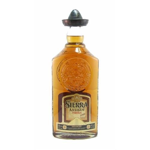 Sierra Antiguo Anejo Tequila 40% 70cl Image 1