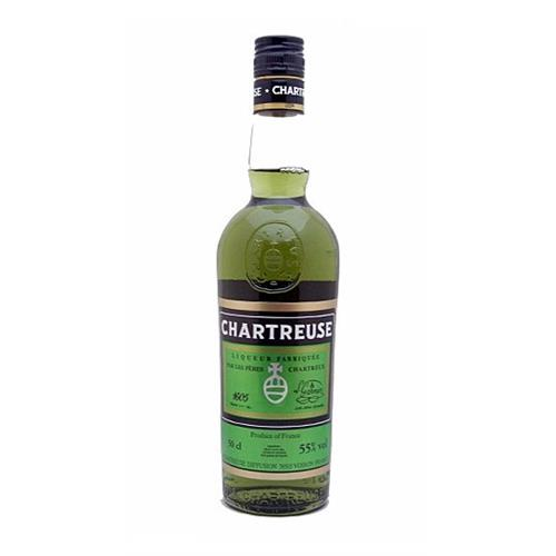Chartreuse Green 55% 50cl Image 1
