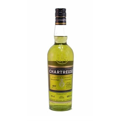Chartreuse Yellow 40% 50cl Image 1