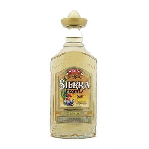 Sierra Reposado Tequila 38% 70cl Image 1
