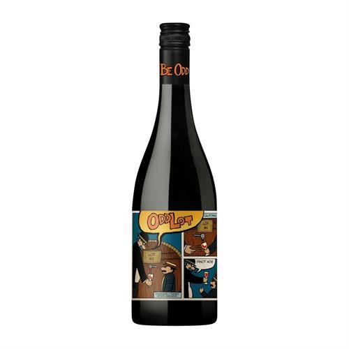 Odd Lot Pinot Noir 2017 75cl Image 1