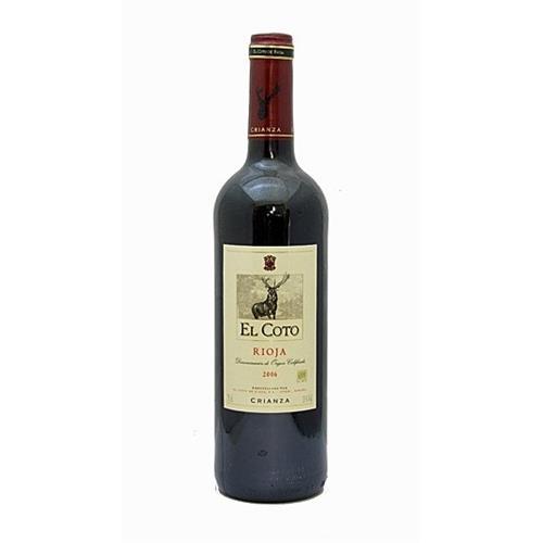 El Coto Crianza Rioja 2014 (Half Bottle) 37.5cl Image 1