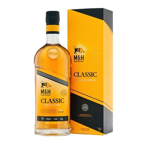 Milk and Honey Classic Israeli Single Malt Whisky 70cl Image 1