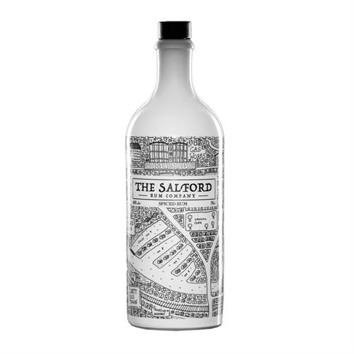 Salford Spiced Rum 70cl Image 1
