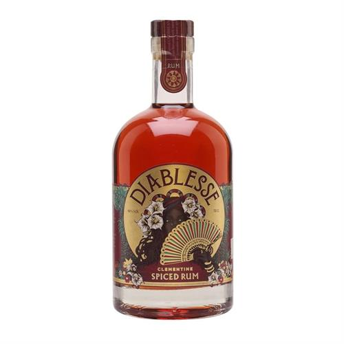Diablesse Clementine Spiced Rum 70cl Image 1