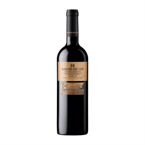 Baron de Ley Gran Reserva Rioja 2013 75cl Image 1
