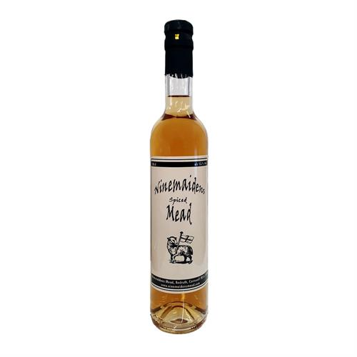 Ninemaidens Spiced Mead 50cl Image 1