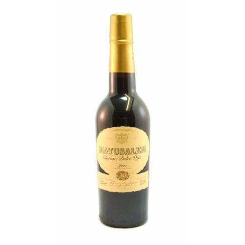 Matusalem Oloroso 30 years old Gonzalez Byass Sherry 20.5% 37.5cl Image 1