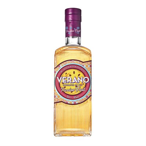 Verano Passion Fruit Gin 70cl Image 1