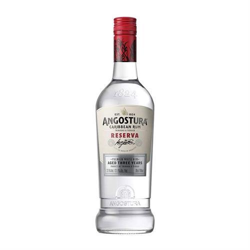 Angostura Reserva White Rum 70cl Image 1