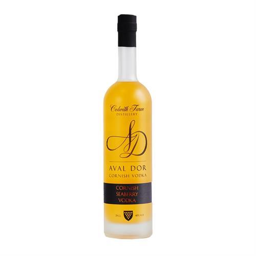 Aval Dor Seaberry Cornish Vodka 70cl Image 1